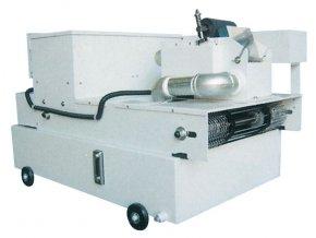 Automatický papírový filtrační pás s magnetickým oddělovačem a chlazením