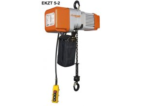 Elektrický řetězový kladkostroj EKZT 5-1  + Dárek dle vlastního výběru