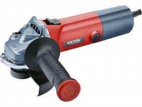 EXTOL PREMIUM 8892014 - úhlová bruska s regulací rychlosti 850W