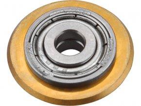 kolečko řezací ložiskové, 22x6x6mm, SK