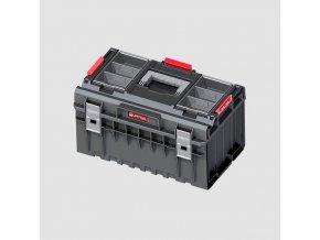 Box plastový 590x385x245mm PROFI Qbrick 350