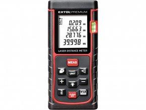 metr laserový digitální, 0,05-40m