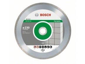 BOSCH celoobvodový Standard for Ceramic 125 x 1,6 mm