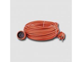 Prodlužovací kabel 1 zás. 230V/20m