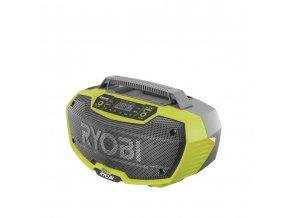 Ryobi R18RH-0 - aku 18 V rádio s Bluetooth ONE+  + Dárek dle vlastního výběru