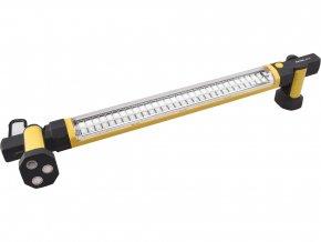 lampa montážní 1200lm, 75cm, rotační a kloubová