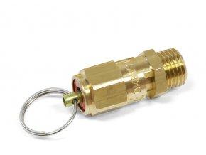 """Pojistný ventil 8 bar, 1/4"""", CE"""