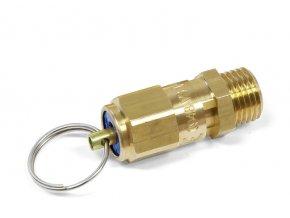 """Pojistný ventil 10 bar, 1/4"""", CE"""