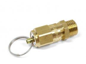 """Pojistný ventil 10,3 bar, 1/4"""", CE"""