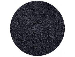 """Čistící pad, černý 20""""/50,8 cm"""