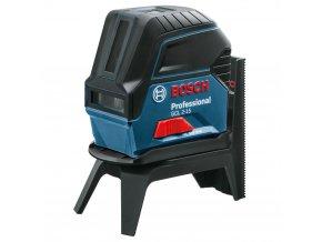 BOSCH Kombinovaný laser GCL2-15+RM1+kufr