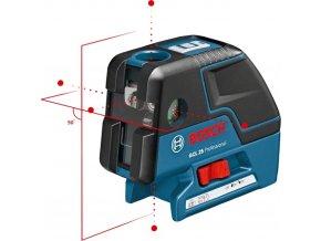 BOSCH Kombinovaný laser GCL 25