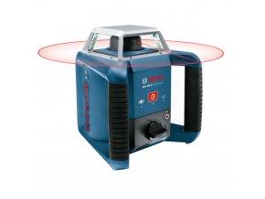 BOSCH Rotační laser GRL 400 H Set (BT170HD+GR240+LR1)