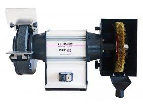 OPTIgrind GU 20 B (400 V) Kombinovaná bruska  + Dárek dle vlastního výběru
