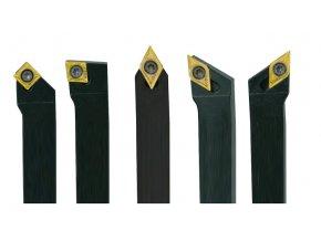 Sada soustružnických nožů HM 16 mm - 5 ks  + Dárek dle vlastního výběru