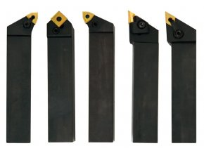 Sada soustružnických nožů HM 32 mm - 5 ks  + Dárek dle vlastního výběru