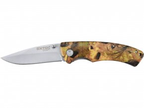nůž zavírací, nerez, 195/115mm