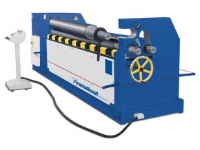 Elektrická zakružovačka plechu RBM 2050-60 E PRO  + Dárek dle vlastního výběru