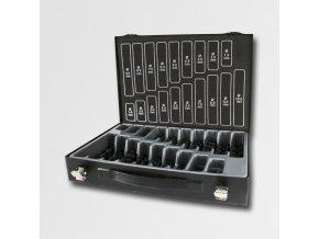 Sada vrtáků do kovu HSS-R 170dílů Terrax