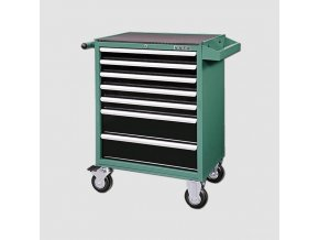 Montážní vozík na nářadí kovový vybavený 231dílů  677x459x1000mm  + Dárek dle vlastního výběru
