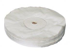 Leštící kotouč měkký, Ø 350 × 40 mm / Ø 25 mm