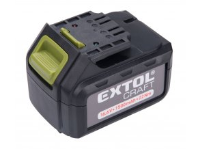 baterie akumulátorová, 16V Li-ion, 1500mAh