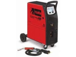 Electromig 400 Synergic - Svářecí inventor CO2  + Dárek dle vlastního výběru