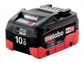 Metabo - aku Baterie 18V 10,0 Ah LiHD  + Dárek dle vlastního výběru