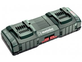 Metabo - ASC 145 Duo nabíječka 12-36V proud 8Ah /1hod. 2xUSB