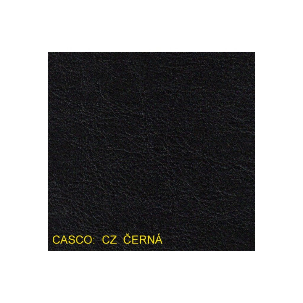 Koženka Casco CZ Černá (Ekokůže)