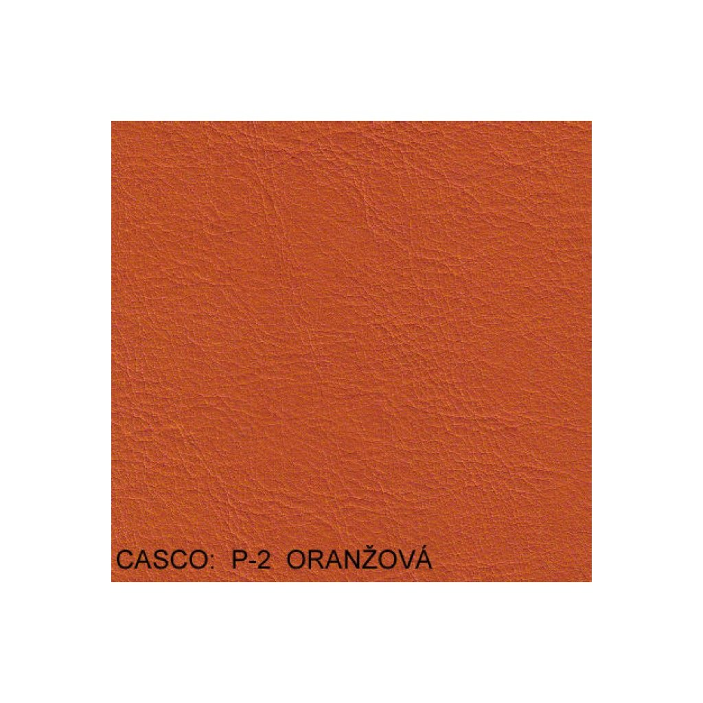 Koženka Casco P2 Oranžová
