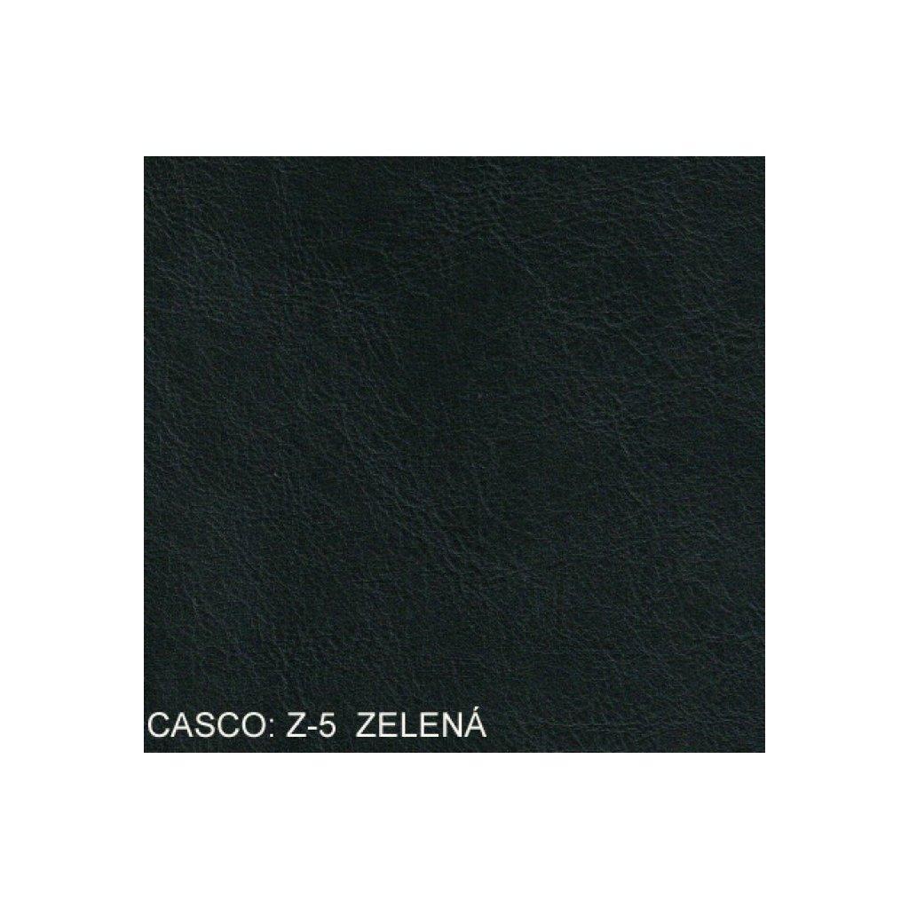 Koženka Casco Z5 Zelená (Ekokůže)