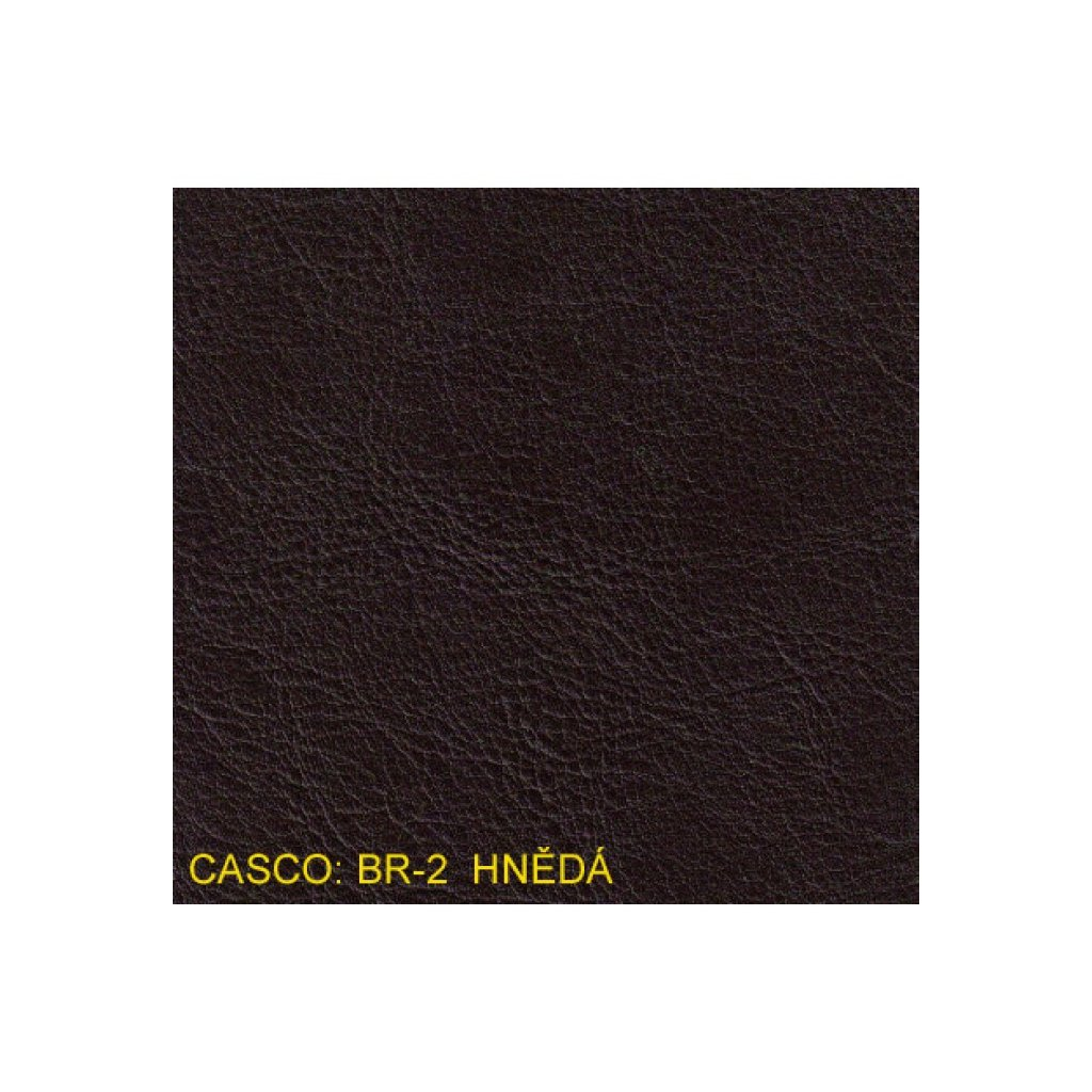 Koženka Casco BR2 Hnědá (Ekokůže)