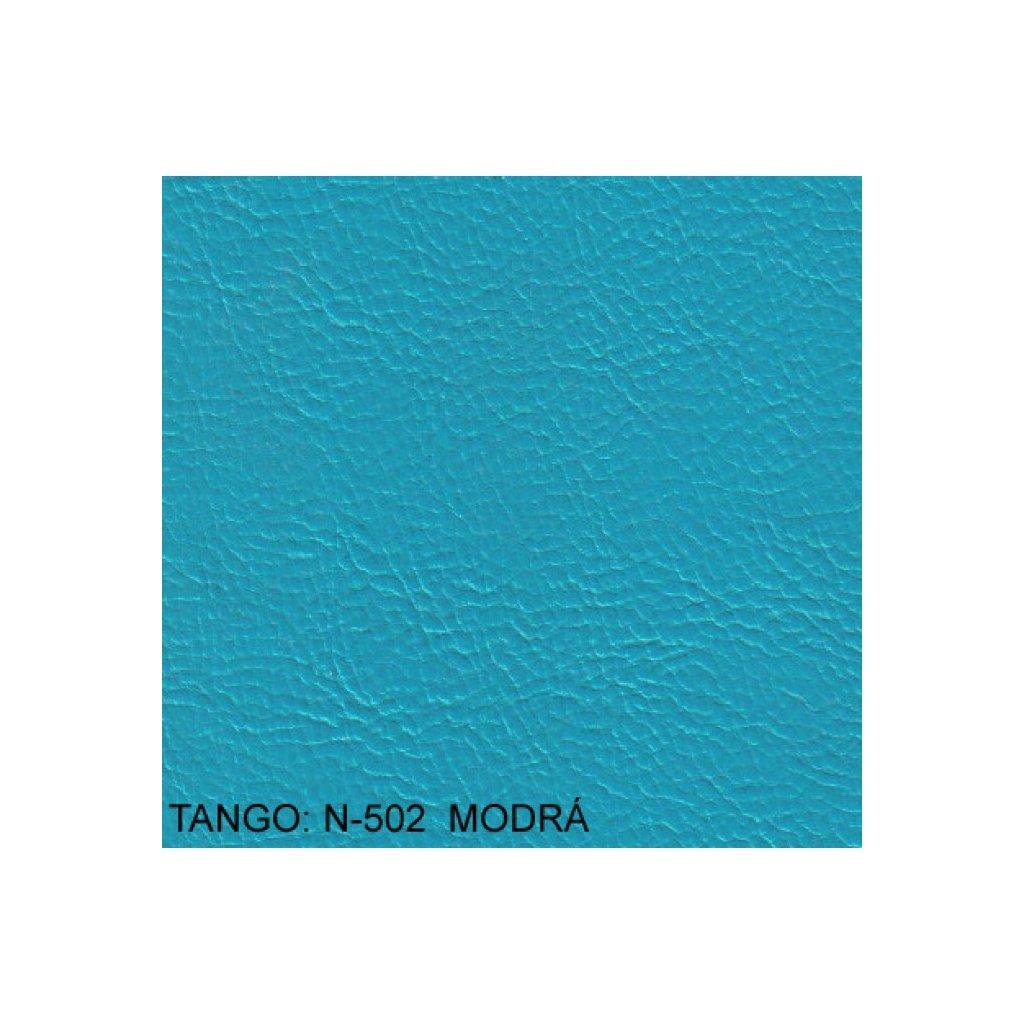 Koženka Tango N502 Modrá (Ekokůže)