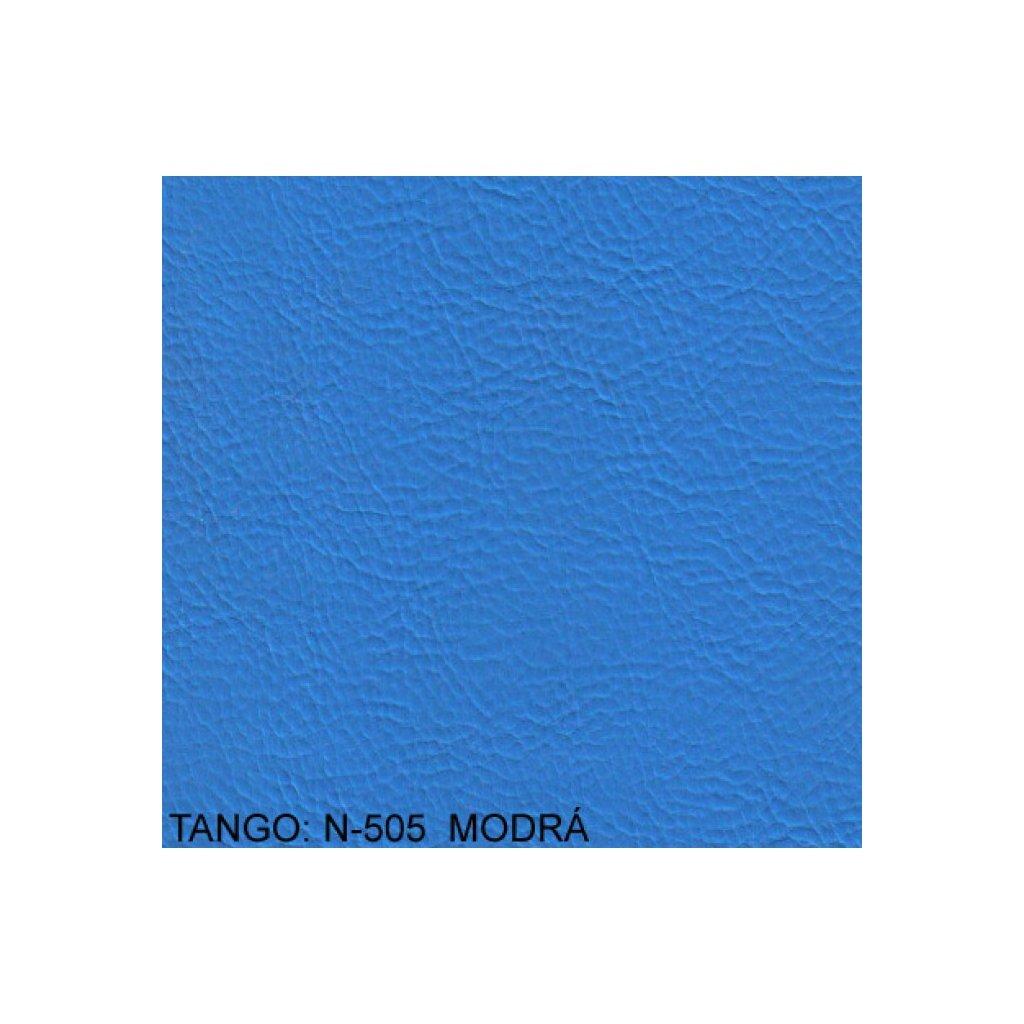 Koženka Tango N505 Modrá (Ekokůže)