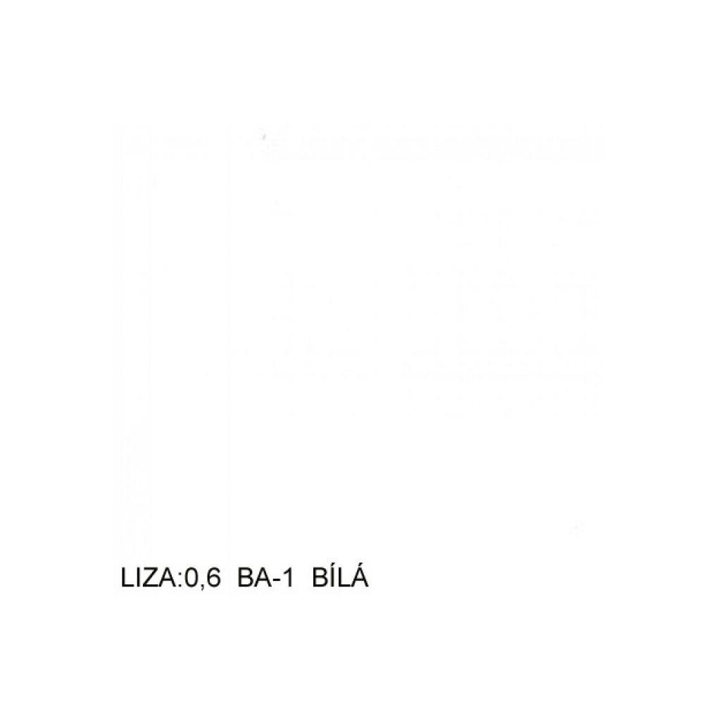 Koženka Liza 06 BA1 Bílá (Ekokůže)