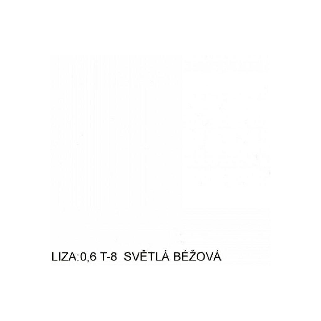 Koženka Liza 06 T8 Béžová (Ekokůže)