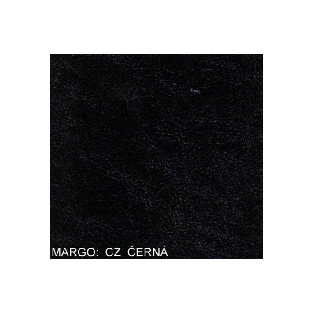 Koženka Margo CZ Černá (Ekokůže)