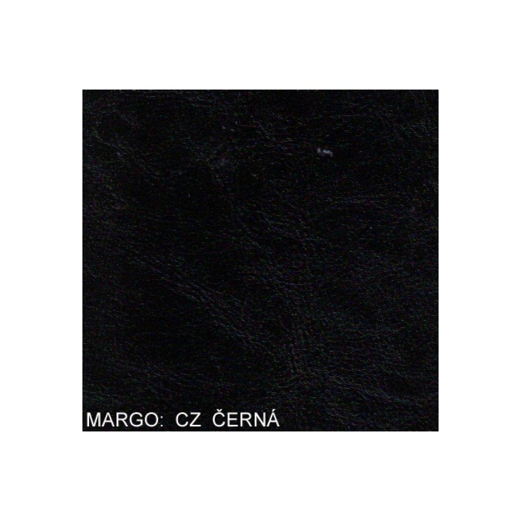 Koženka Margo CZ Černá