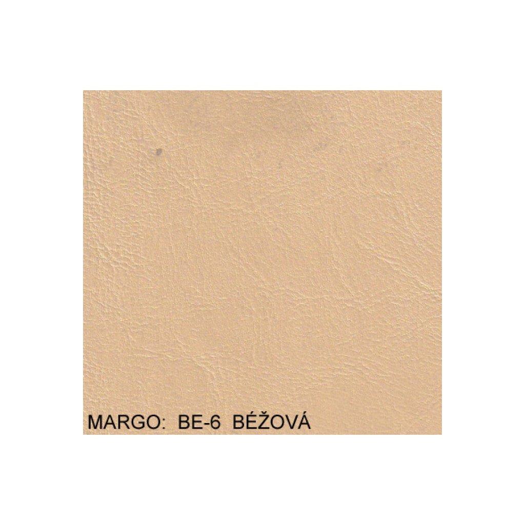 Koženka Margo BE6 Béžová