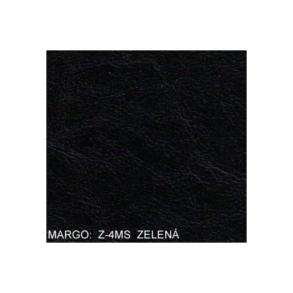 Koženka Margo Z4MS Zelená (Ekokůže)