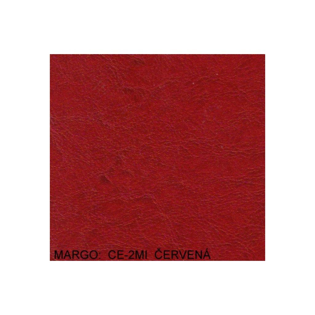 Koženka Margo CE2MI Červená