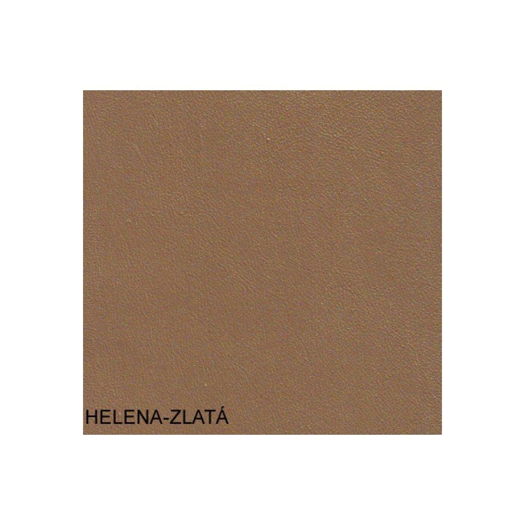 Koženka Helena - zlatá