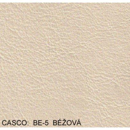 Koženka Casco BE 5 Béžová (Ekokůže)