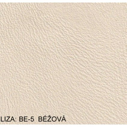 Koženka Liza BE5 Béžová