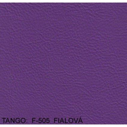 Koženka Tango F505 Fialová (Ekokůže)