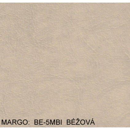 Koženka Margo BE5MBI Béžová (Ekokůže)