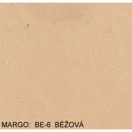 Koženka Margo BE6 Béžová (Ekokůže)