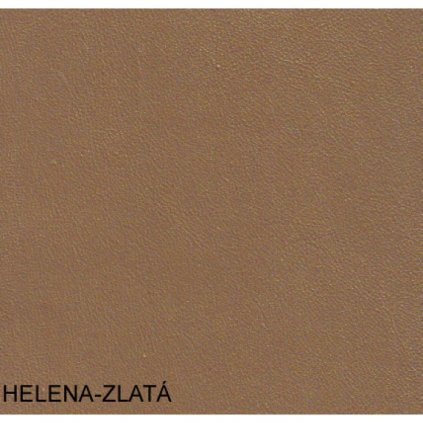 Koženka Helena - zlatá (Ekokůže)