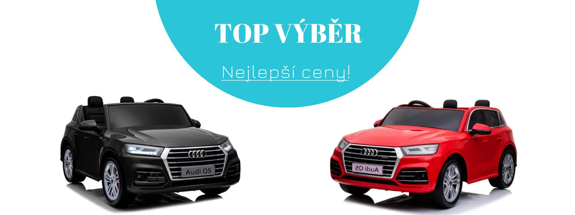 Nejlepší výběr elektrických vozítek na trhu!